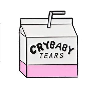 Accessories - Cry Baby Pin